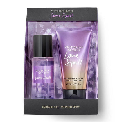 Victoria's Secret Love Spell Fragrance Gift Set Mist & Lotion