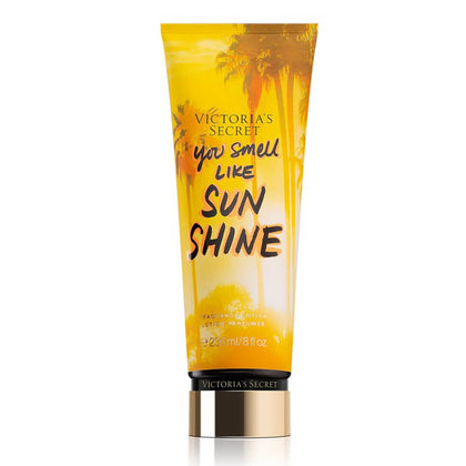 Victoria's Secret Aloha You Smell Like Sun Shine Fragrance Lotion 236ml