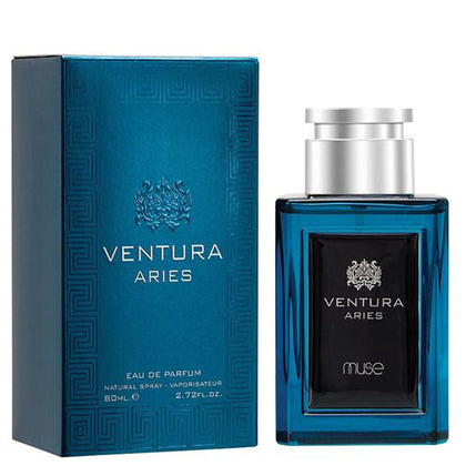 Lamuse Ventura Aries Luxury Perfume For Real Men - 80ml
