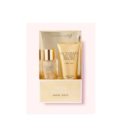 Victoria's Secret Angel Gold 2 pc. Gift Set