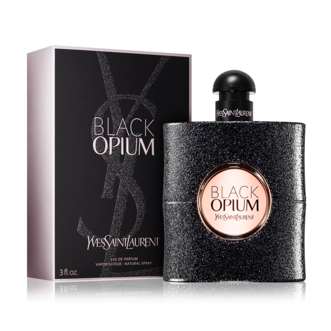 Yves Saint Laurent Black Opium Eau De Perfume For Women 90ml