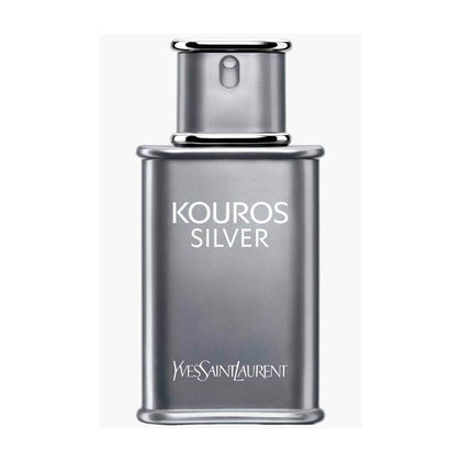 Yves Saint Laurent Kouros Silver EDT Perfume For Men - 100ml