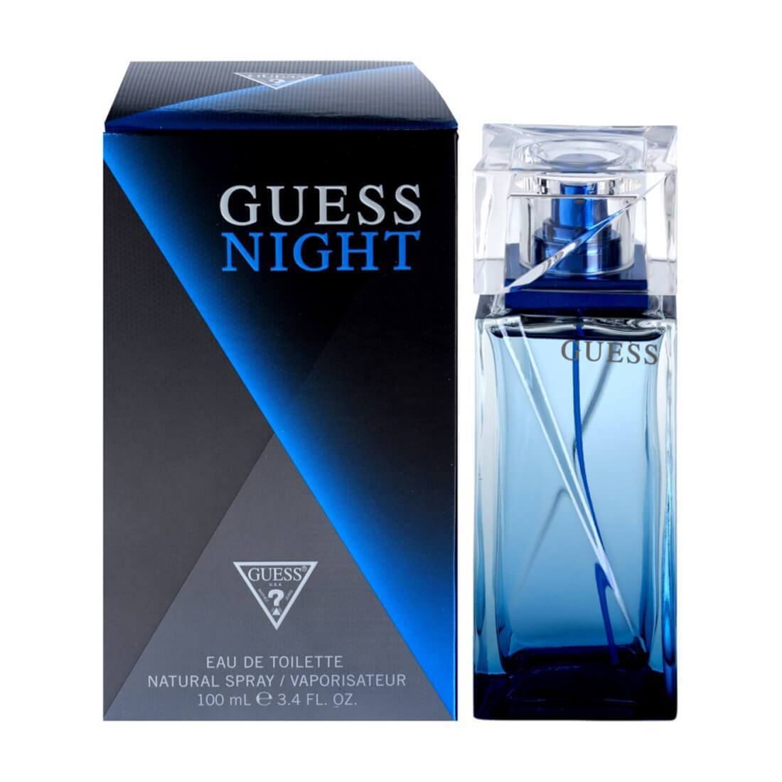 Guess Night Eau De Toilette For Men - 100ml