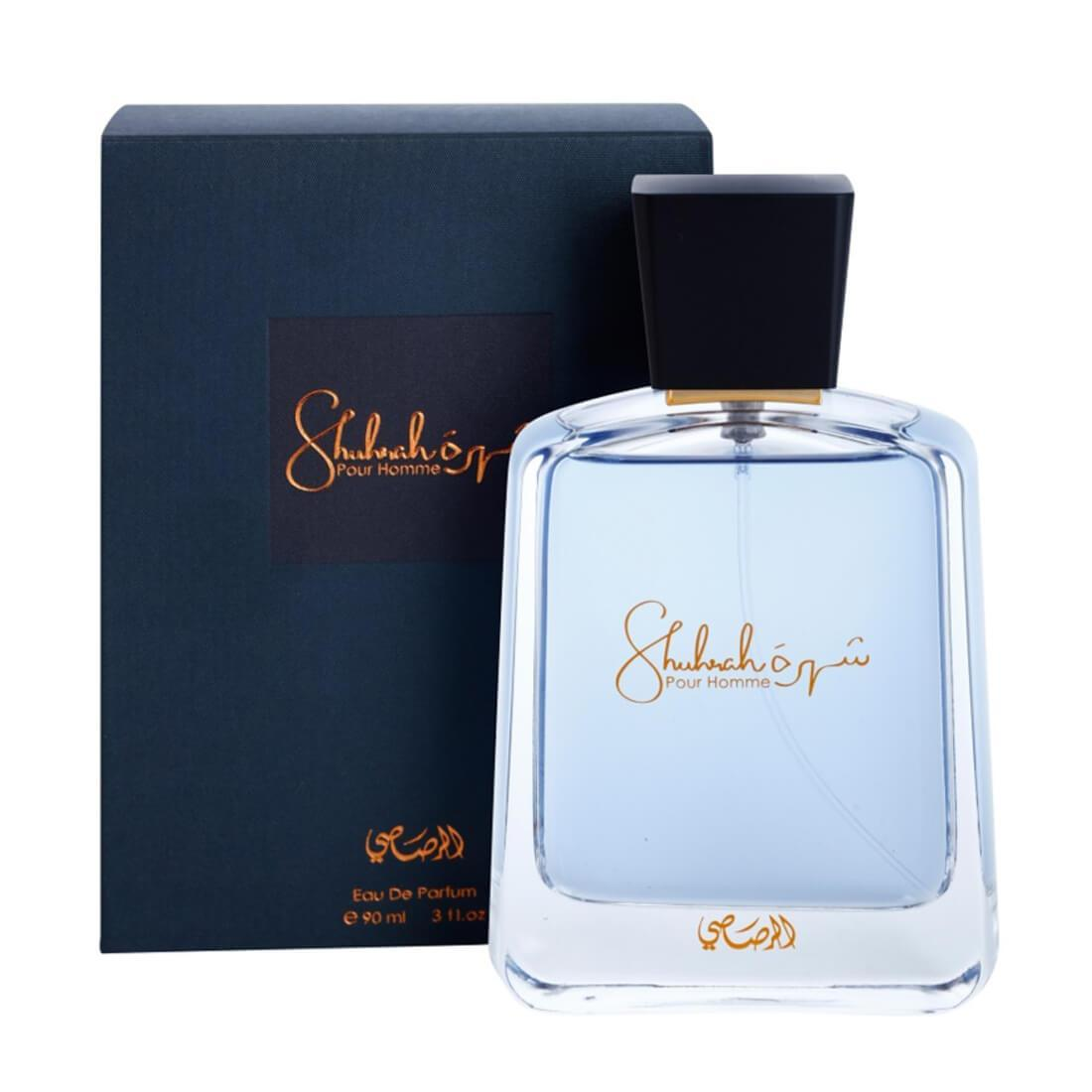 Rasasi Shuhrah Men Perfume - 90ml
