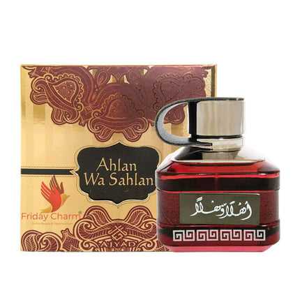 Ajyad Ahlan Wa shlan Perfume Spray - 100ml