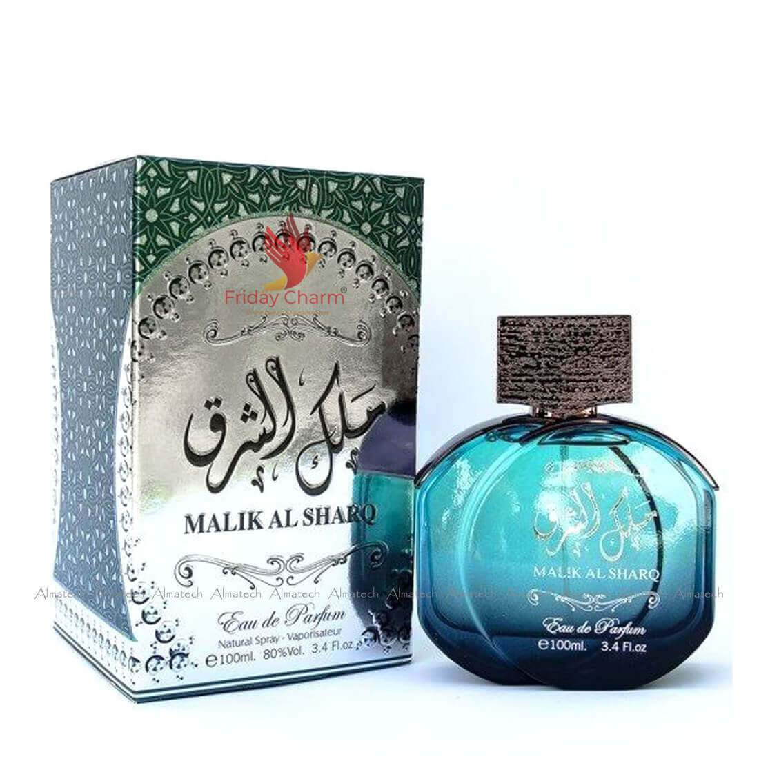 Ajyad Malik Al sharq Perfume Spray
