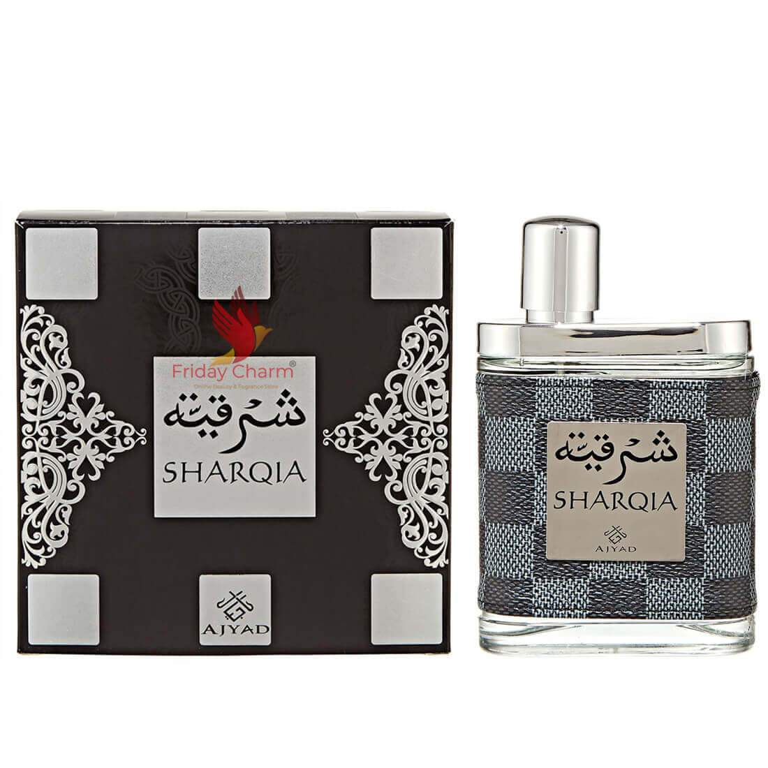 Ajyad Sharqia Spray - 100ml