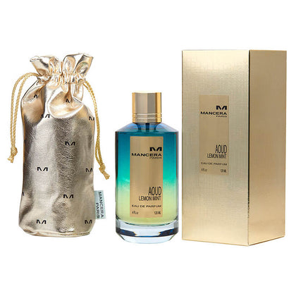 Mancera Aoud Lemon Mint Eau De parfum 120ml