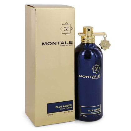 Montale Blue Amber Eau De Perfume For Unisex 100ml