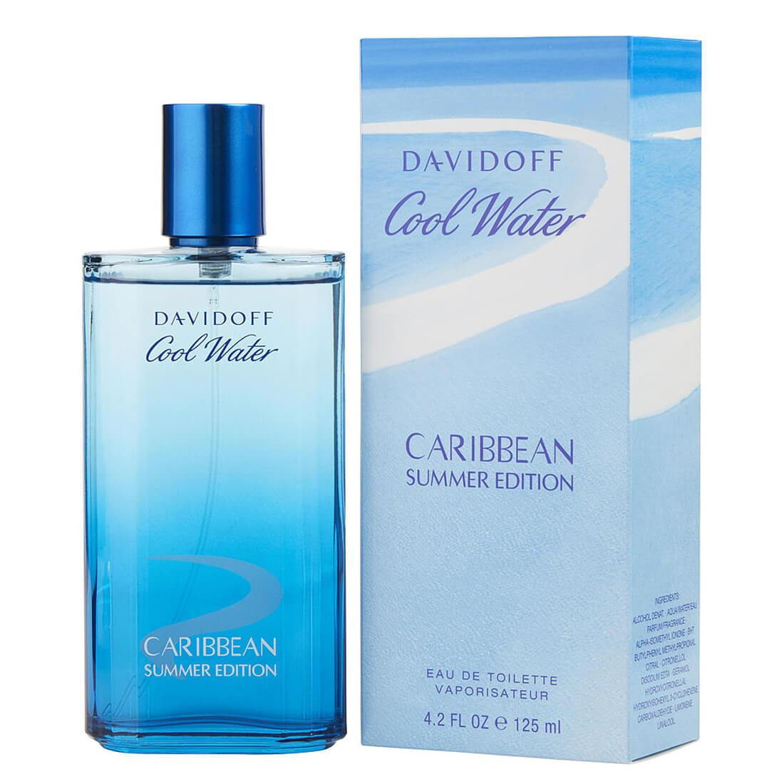 Davidoff Cool Water Caribbean Summer Perfume - 100ml