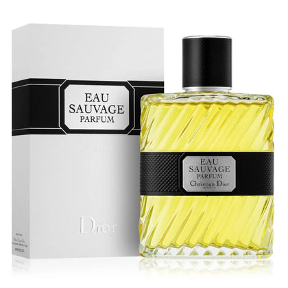Christian Dior Eau Sauvage Parfum For Men & Women - 100ml