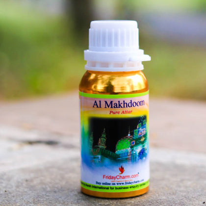 Al Makhdoom Pure Attar By FridayCharm