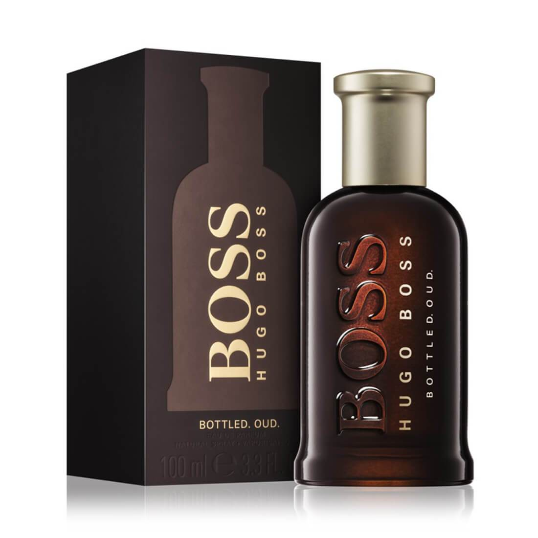 Hugo Boss Bottled Oud Perfume For Men  - 100ml