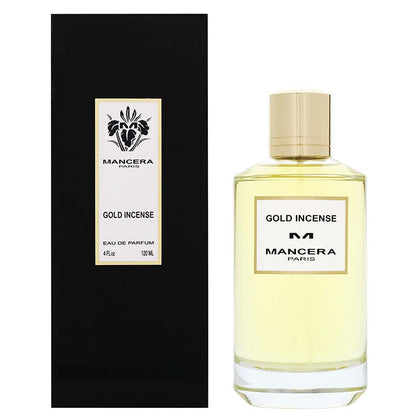 Mancera Gold Incense Eau De parfum 120ml