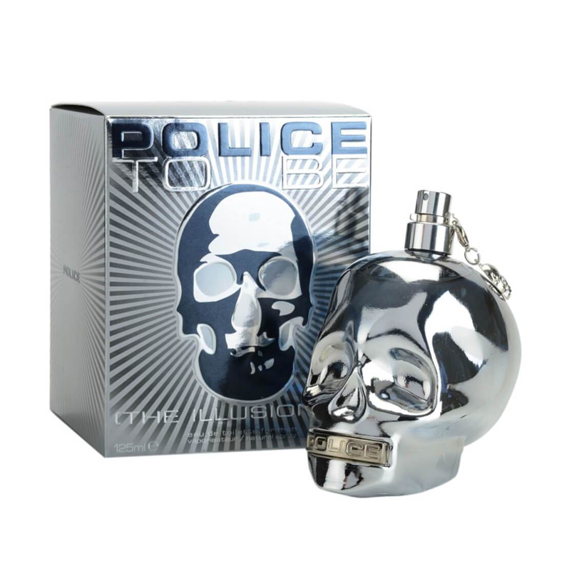 Police to Be Illusionist EDT Perfume - 125ml