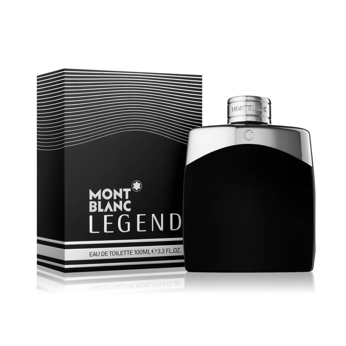 Mont Blanc Legend Eau de Toilette For Men