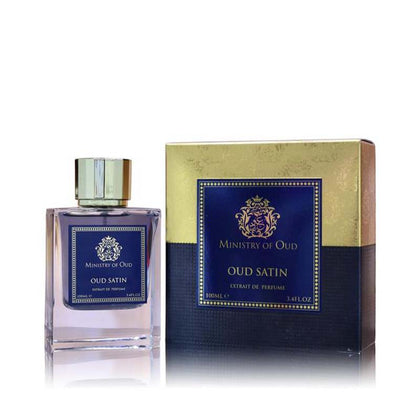 Ministry Of Oud Oud Satin Extrait De Parfum 100ml