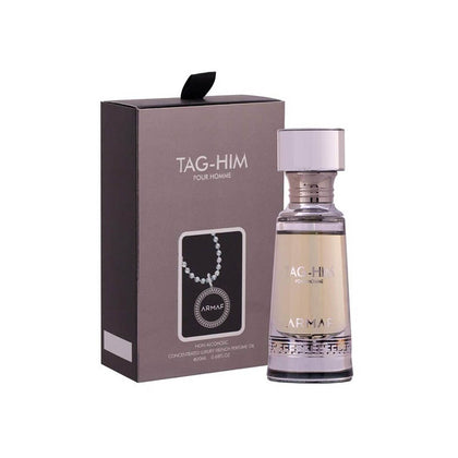 Armaf Tag Him Pour Femme Concentrated French Perfume Oil Alcohol Free (Attar)-20ml