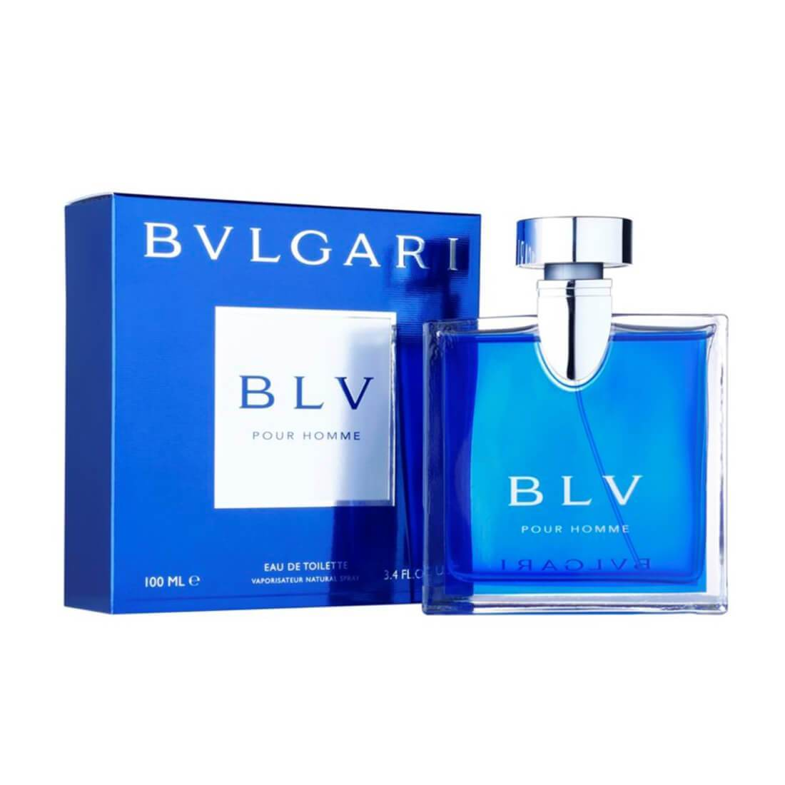 Bvlgari Blv EDT Perfume For Men - 100ml