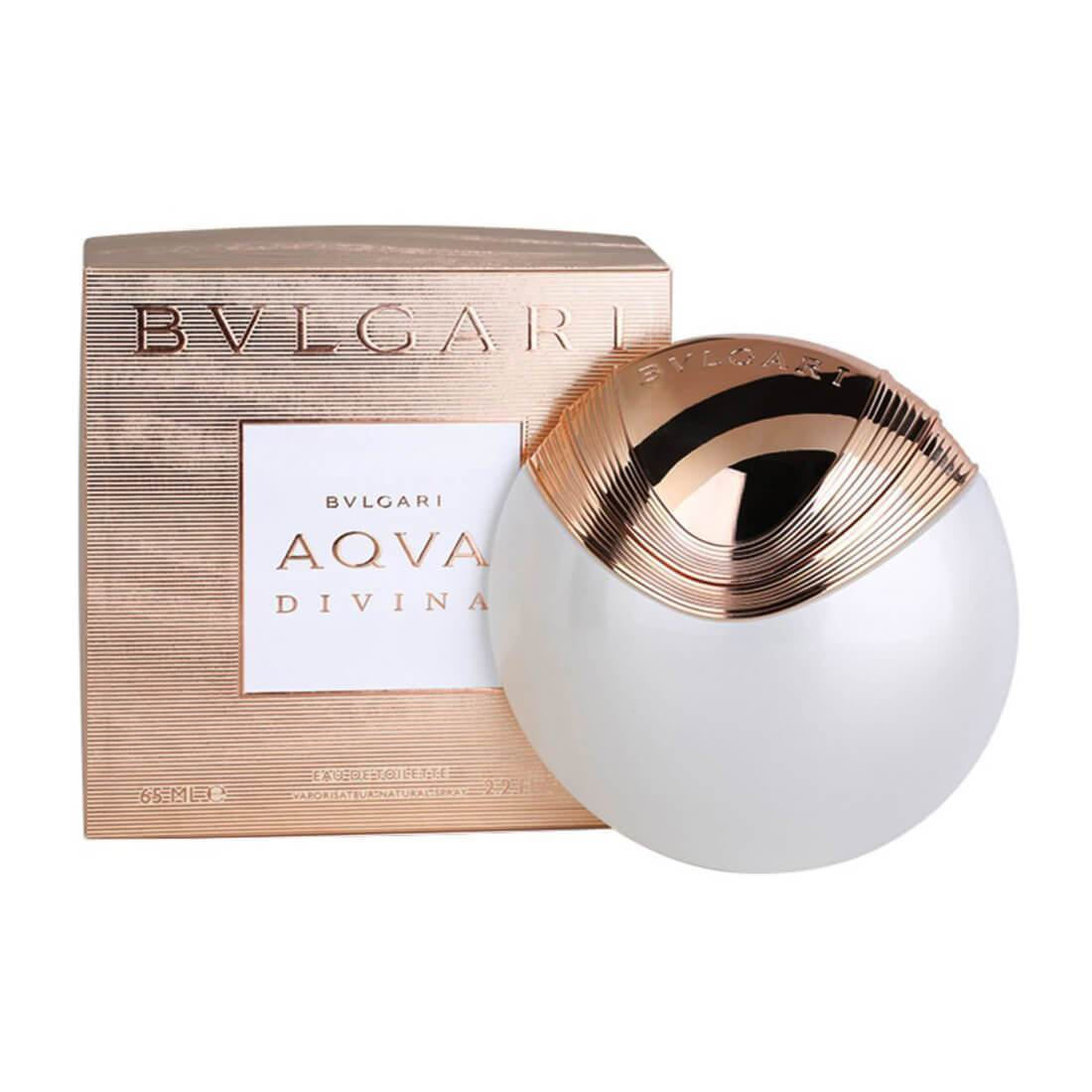 Bvlgari Aqua Divina EDT Perfume For Women - 65ml