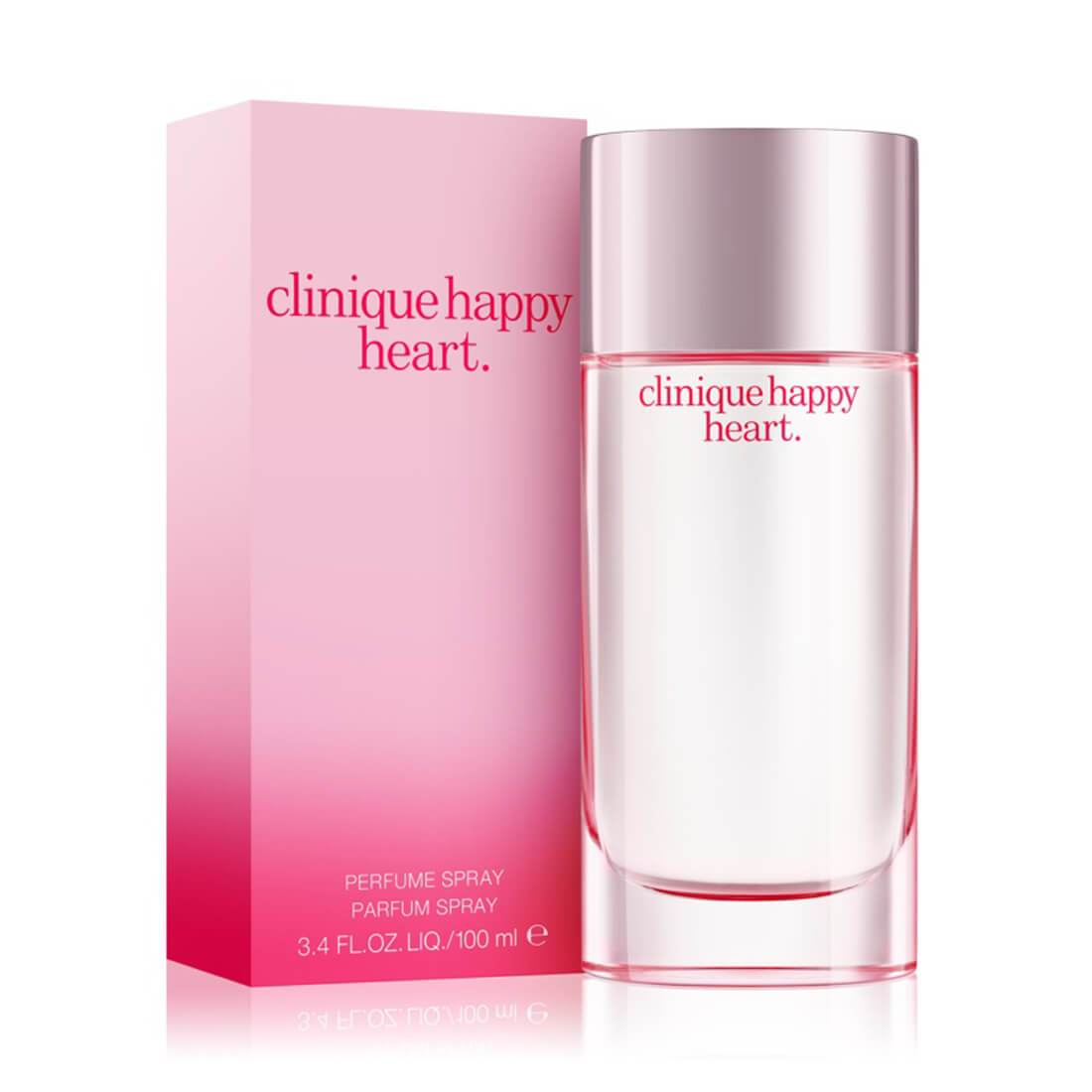Clinique Happy Heart Eau De Perfume For Women - 100ml