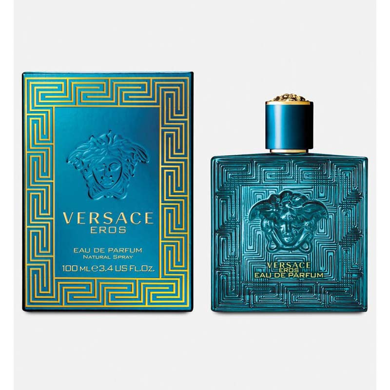 Versace Eros Eau De Parfum For Men -100ml