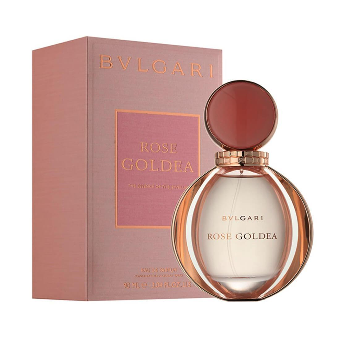 Bvlgari Rose Goldea EDP Perfume - 90ml