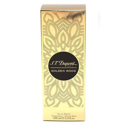 St Dupont Golden Wood Eau De Parfum - 100 ml