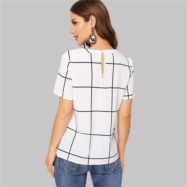 OutFancy Casual V-Cut Neck - OutFancy