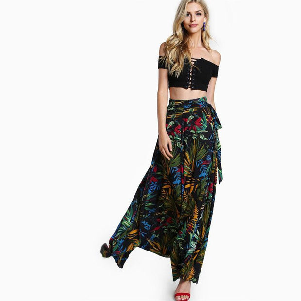 CARIBBEAN LOVE AFFAIR Skirt - OutFancy