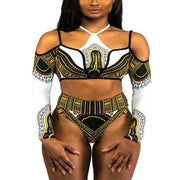 SUMMER LOVING African Bikini - OutFancy