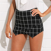 CAN'T LET YOU GO  Plaid Shorts - OutFancy
