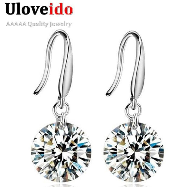 Fashion Wedding Jewelry Dangle Earring - OutFancy