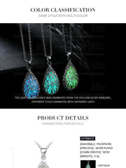 Fashion Water-Drop Pendants Necklaces - OutFancy