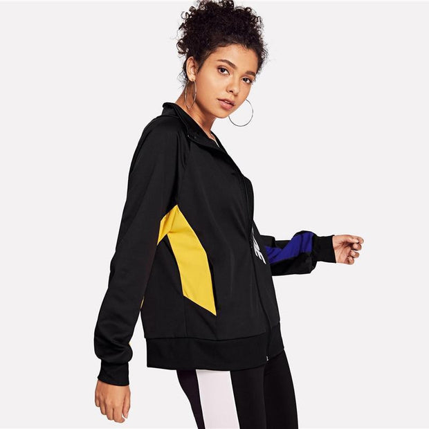 Bomber Jacket Women Autumn 2018 - OutFancy