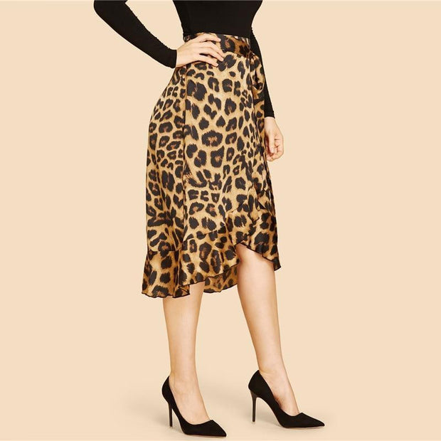 PRETTY WILD THING Elegant Skirt - OutFancy