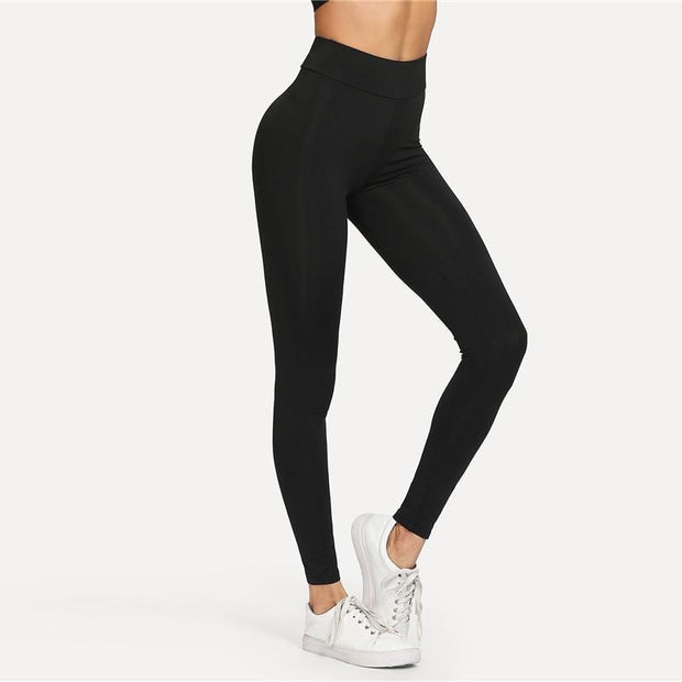 WHATEVER LET IT GO Leggings - OutFancy