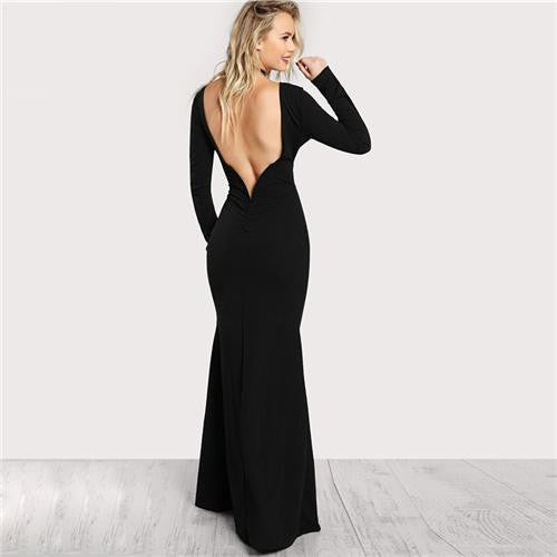 RECKLESS LOVE Maxi Dress - OutFancy