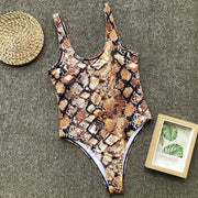 TRY ME ONE PIECE SWIMSUIT - OutFancy