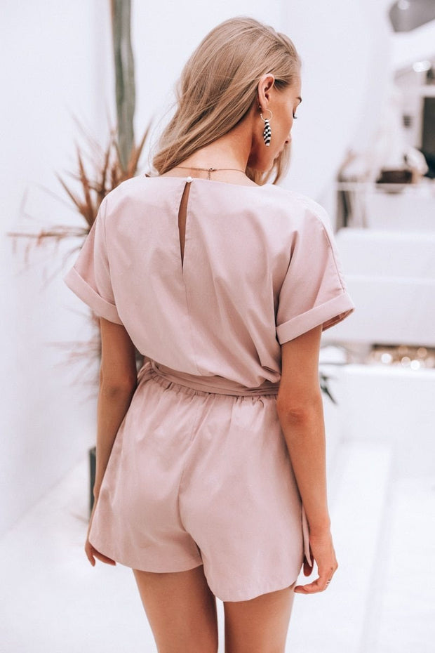 NEVER BASIC ROMPER - OutFancy