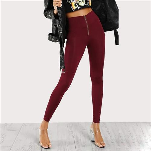 SIS KNOWS BEST Leggings - OutFancy