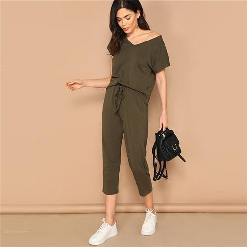 OutFancy Summer PANT SET - OutFancy