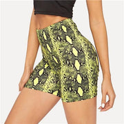 SNAKE YOUR WAY Shorts - OutFancy
