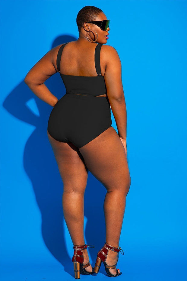 SAY WHAT YOU WANT SWIMSUIT - OutFancy