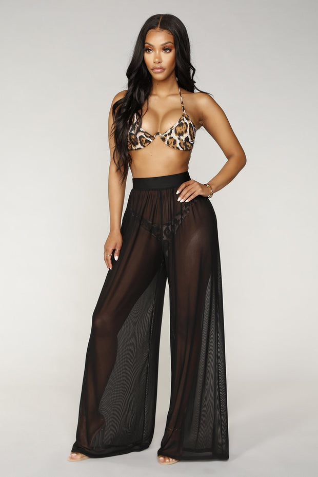 VACATION SENORITA Pants COVER UP - OutFancy