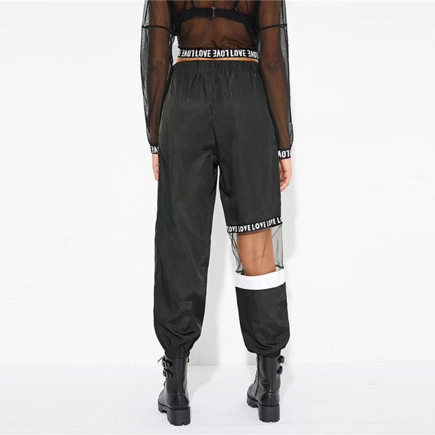 SAIL AWAY Mesh Pants