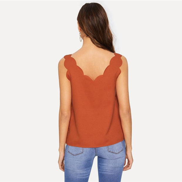 FOOL IN LOVE Chiffon Top - OutFancy