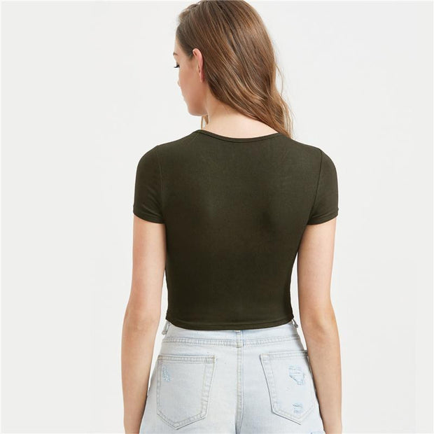 SO OVER YOU Crop Top - OutFancy