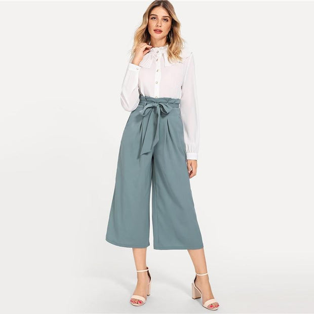 ALL TIED UP Pants - OutFancy