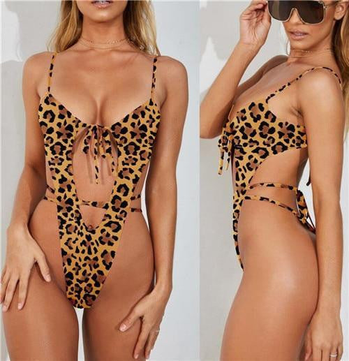 CUT HIM OUT SWIMSUIT - OutFancy